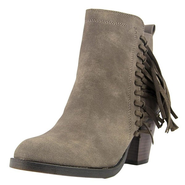 Sugar Vine Women Grey Stone Boots