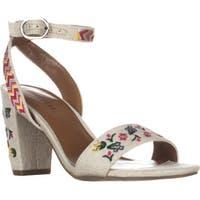 Indigo Rd. Badie Ankle-Strap Sandals, Ivory