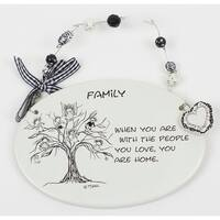 With The People You Love Plaque by Children of the Inner Light