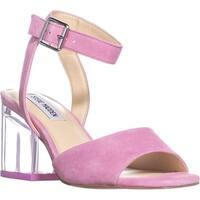 Steve Madden Debbie Heeled Sandals, Pink