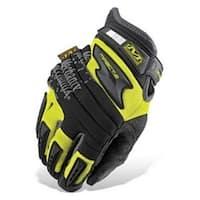 Mechanix Wear  Safety Hi-Viz M-Pact 2 Glove - Yellow, Extra Large