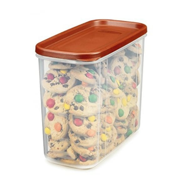 Rubbermaid Dry Food Storage 16 Cup Clear Base