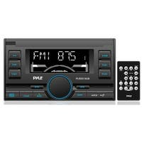 Pyle mechless double din radio