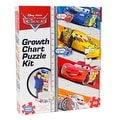 Disney Pixar Cars Growth Chart Puzzle Kit