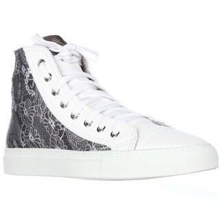Studswar Rosalyn High Top Sneakers - Black