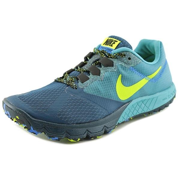 Nike Zoom Wildhorse 2 Round Toe Synthetic Running Shoe