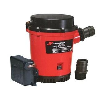 Johnson Pump 1600GPH Ultima Combo Bilge Pump-12V - 01674-001