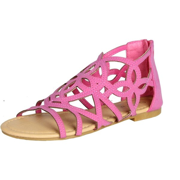 Lucky Top Girls Flat Sandals