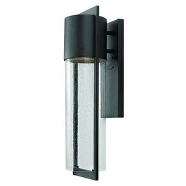 Exterior Wall Sconce Mounting Height : World Imports Dark Sky Kingston Wall-mount Outdoor Sconce - Free Shipping Today - Overstock ...