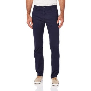 Link to Dockers Mens Pants Navy Blue Size 40x32 Slim Fit Tapered Khaki Stretch Similar Items in Big & Tall