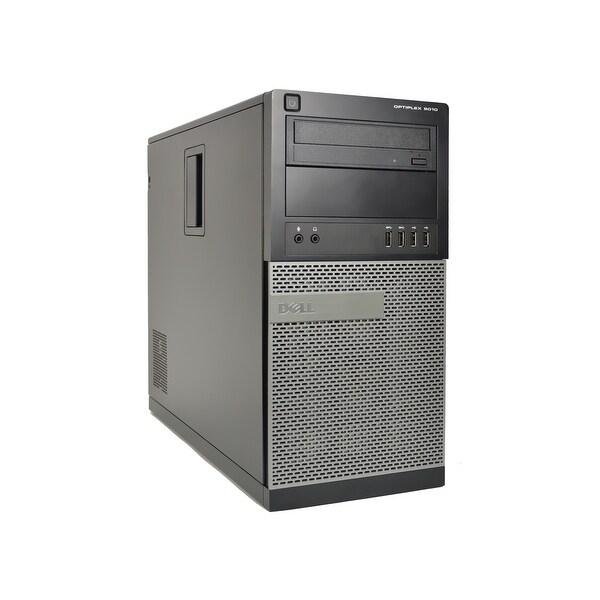 Dell Optiplex 9010 Intel Core i7-3770 3.4GHz 3rd Gen CPU 8GB RAM 2TB HDD Windows 10 Pro Minitower Co