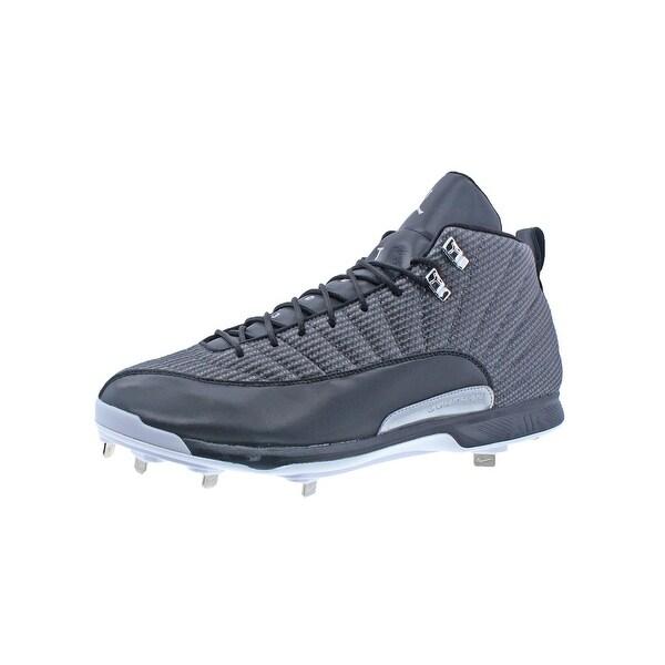 575544d11a6 Shop Jordan Mens XII Retro Metal Cleats Athletic Performance - Free ...