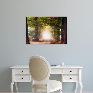 Easy Art Prints Lars Van de Goor's 'Fall Colors' Premium Canvas Art