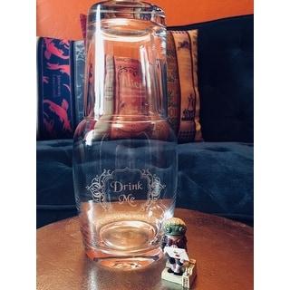 Drink Me Night Bottle Set