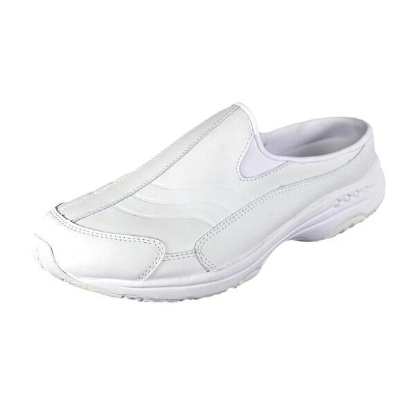 2fc5f49b07 Shop Easy Spirit Tour Guide Round Toe Leather Walking Shoe - Free ...