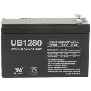 UPG UBCD5743B UPG UB1280 Sealed Lead Acid Batteries