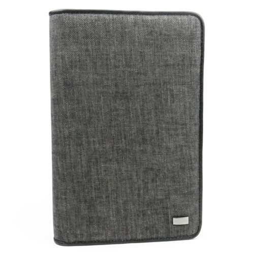 Shop Javoedge Charcoal Book Case For Amazon Kindle Fire