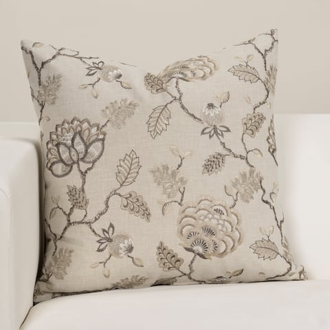 Travertine Designer Throw Pillow