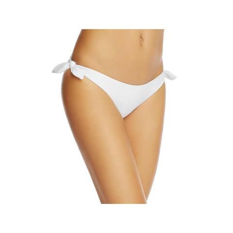 Minkpink Womens Mantaray Hipster Tie Swim Bottom Separates