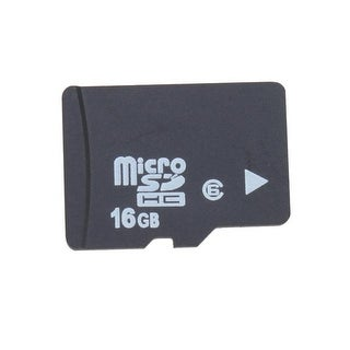 AGPtek 16GB High Capacity Memory Card  Micro SD Card TF Flash Card with Free Adapter