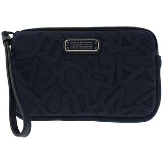 Marc by Marc Jacobs Womens Electronic Sleeve Embossed Signature