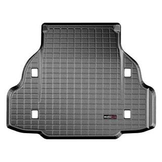 WeatherTech 40646 Series Black Digital Fit Cargo Liner: Acura RLX 2014 + (NO Hybrid)