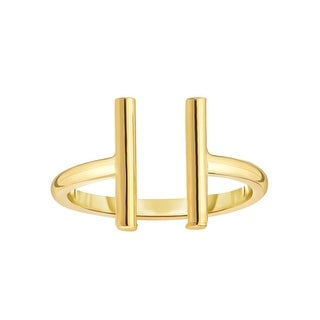 Mcs Jewelry Inc 14 KARAT YELLOW GOLD OPEN RING WITH PARALLEL T BAR ENDS (SIZE 7)|https://ak1.ostkcdn.com/images/products/is/images/direct/925729f8e11274c122f9f755cf3abb3d990154e6/Mcs-Jewelry-Inc-14-KARAT-YELLOW-GOLD-OPEN-RING-WITH-PARALLEL-T-BAR-ENDS-%28SIZE-7%29.jpg?_ostk_perf_=percv&impolicy=medium