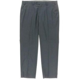 Lauren Ralph Lauren Mens Flat Front Slit Pockets Dress Pants - 36/30