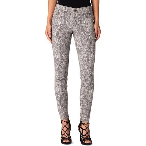 Jessica Simpson Womens Kiss Me Jeans Denim Super Skinny
