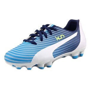 Puma Kun 16 FG Jr Soccer Cleats Round Toe Synthetic Cleats