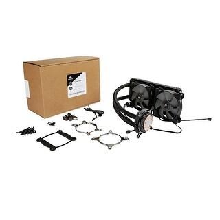 Corsair Hydro Series H100i V2 Extreme Performance Liquid Cpu Cooler, Black