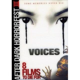 Voices [DVD]