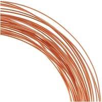 1 Oz (22 Ft) Gold Filled Wire 20 Gauge -Round-Half Hard