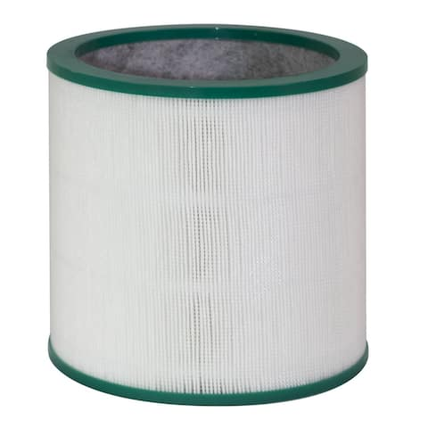 True HEPA Replacement Compatible with Dyson 968126-03 Evo Filter - White