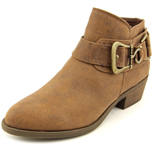 Carlos by Carlos Santana Mystify   Pointed Toe Canvas  Ankle Boot