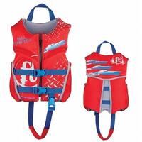 Full Throttle  Hinged Rapid-Dry Flex-Back Life Vest - Child 30-50