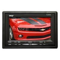 pyle audio U75606 B Pyle PLVHR75 7- Inch TFT Widescreen Headrest Monitor