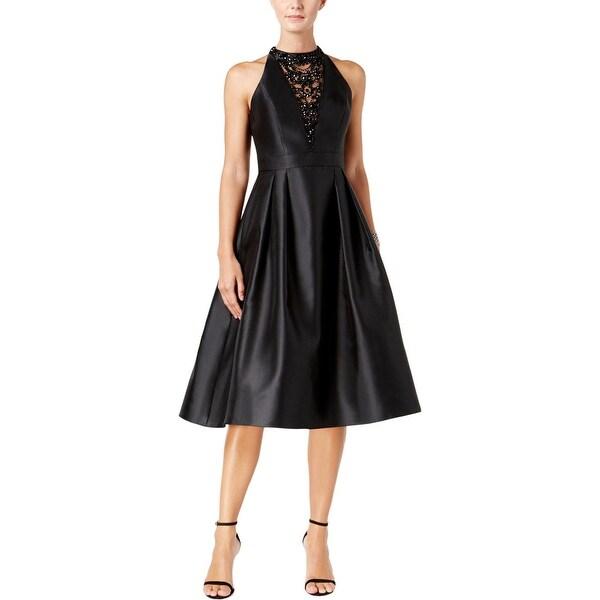 Adrianna Papell Womens Party Dress Formal Sleeveless