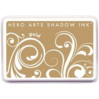 Gold - Hero Arts Shadow Inks