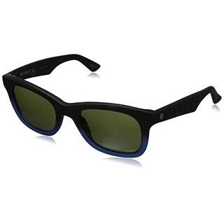 Electric Mens Detroit XL Ombre Frames UV Protection Wayfarer Sunglasses - o/s