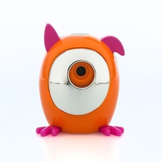 Wowwee 1402 Snap Pets Mini Bluetooth Camera, Peach/Pink Dog