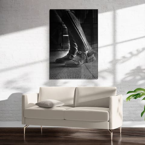 BOOTS AND SPURS Art on Acrylic By Farmhouse Chronicles