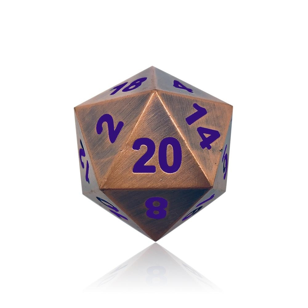 Norse Foundry 45mm D20 Boulder Dice Mystic Copper Multi Overstock 21108032 Created for life — good for all seasons. norse foundry 45mm d20 boulder dice mystic copper multi