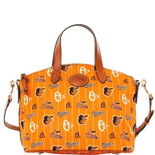 Dooney & Bourke MLB Orioles Small Gabriella (Introduced by Dooney & Bourke at $228 in May 2016)
