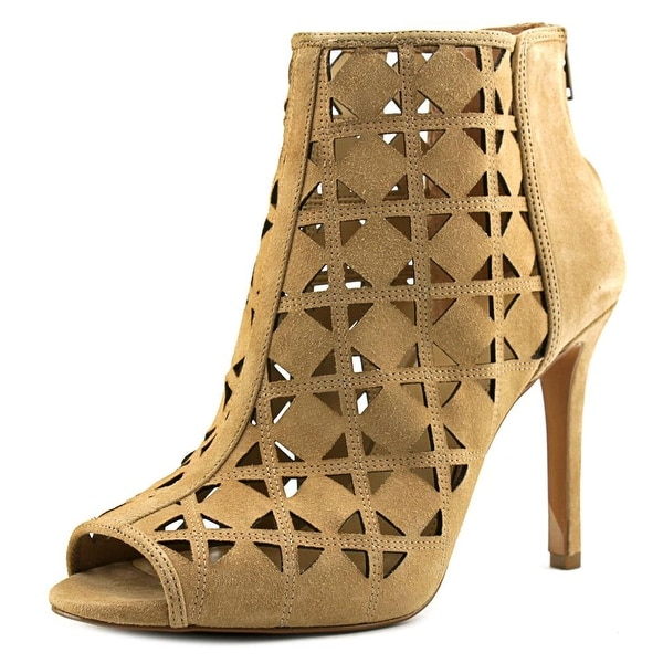Michael Michael Kors Ivy Bootie Women Dk Khaki Boots