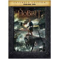 Hobbit: The Battle of the Five Armies [DVD]
