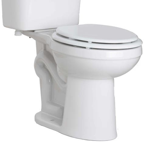 PROFLO PF9800 Ultra High Efficiency 0.8 Two-Piece Round ADA Height - White