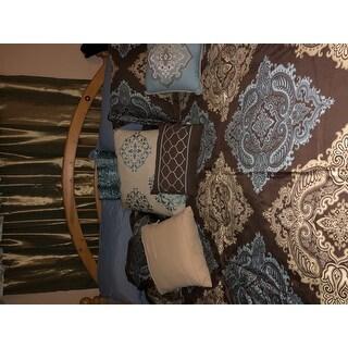 Madison Park Barnett 6-piece Cotton Duvet Cover Set