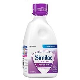 Similac Alimentum Ready To Feed With Iron 32 oz