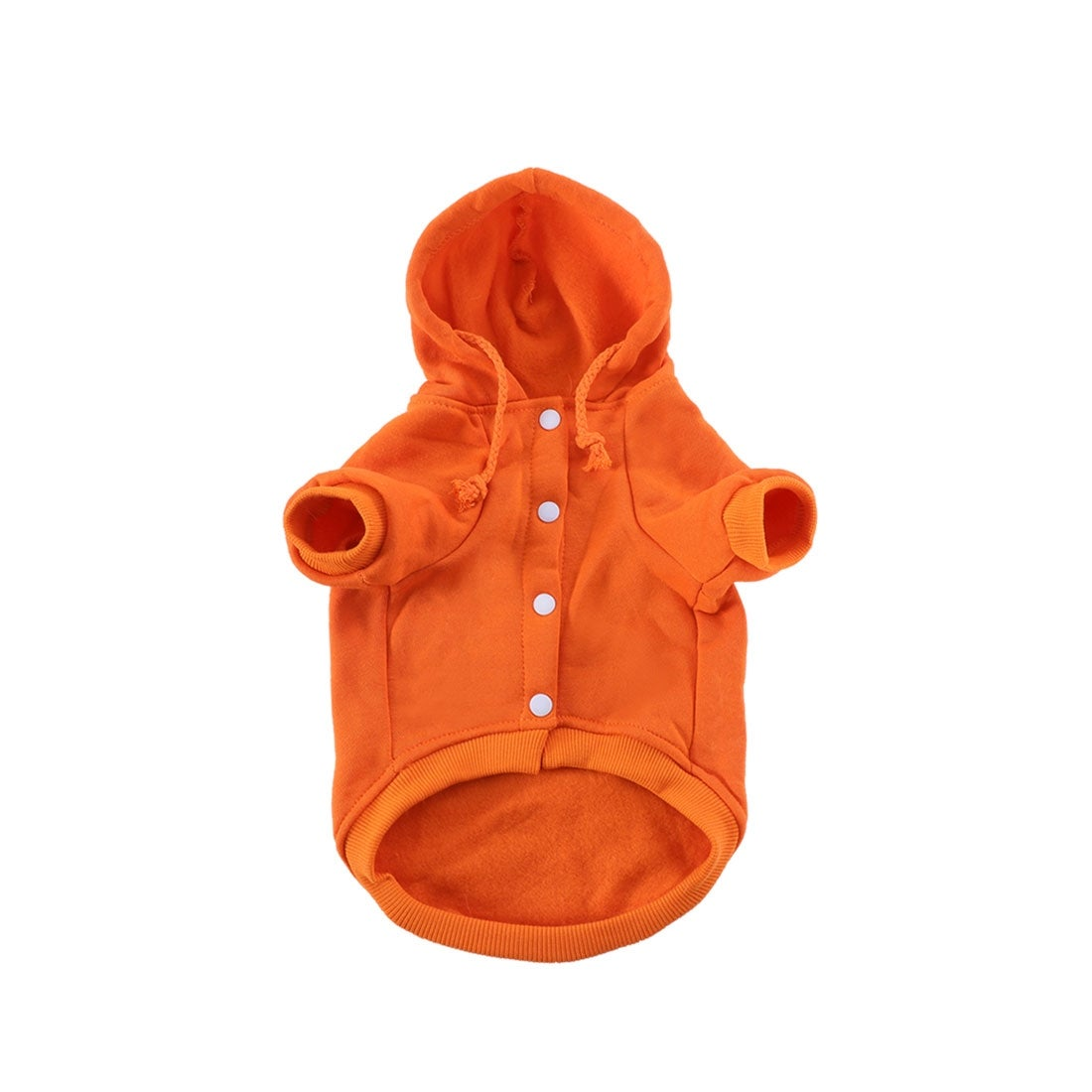 Dog Coats,Polyester Hoodied Sweatshirts with Pocket Dog Clothes Pet Clothing